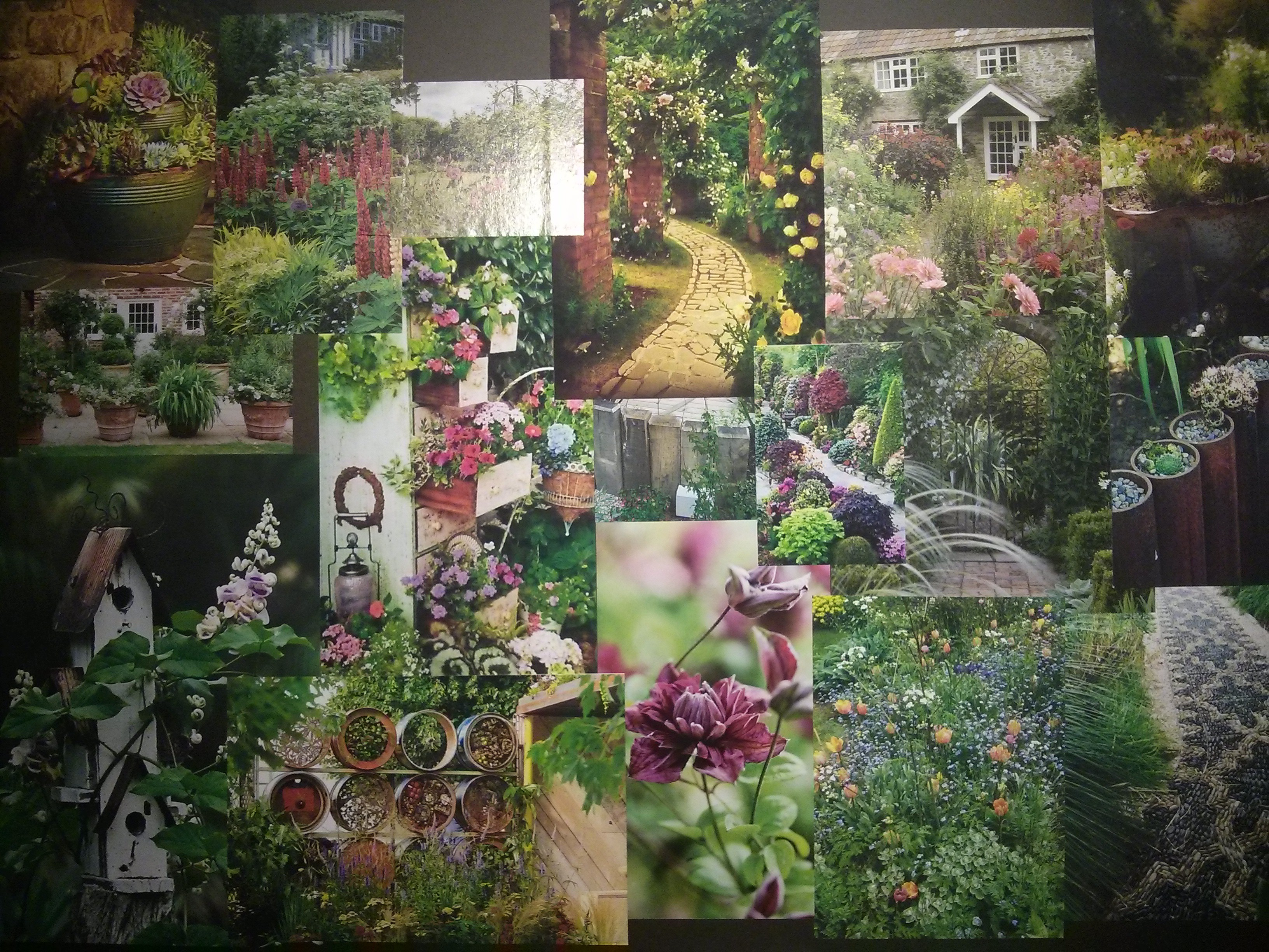 Garden Design Mood Board project 1. | staceykath garden design